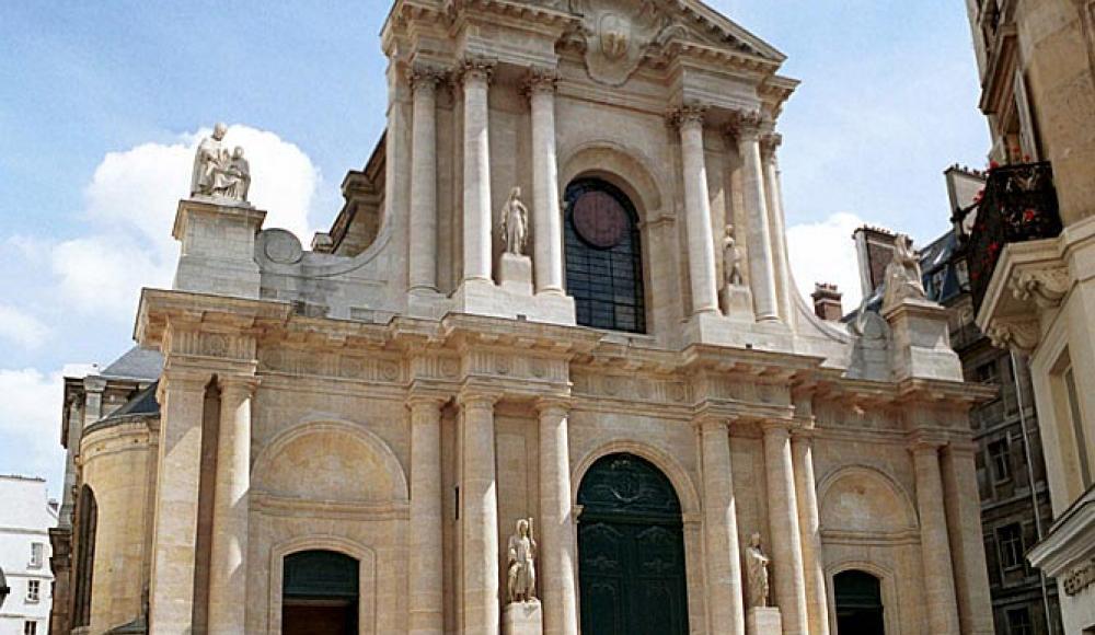 L'Eglise Saint-Roch