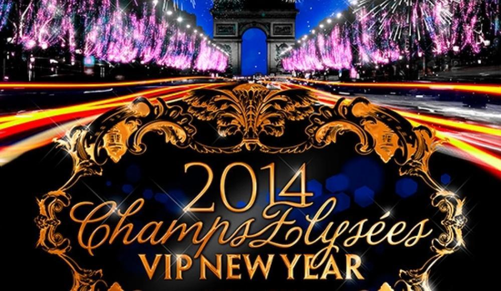VIP NEW YEAR - CHAMPS-ELYSEES 2014 – hôtel du Lion d d'Or Louvre