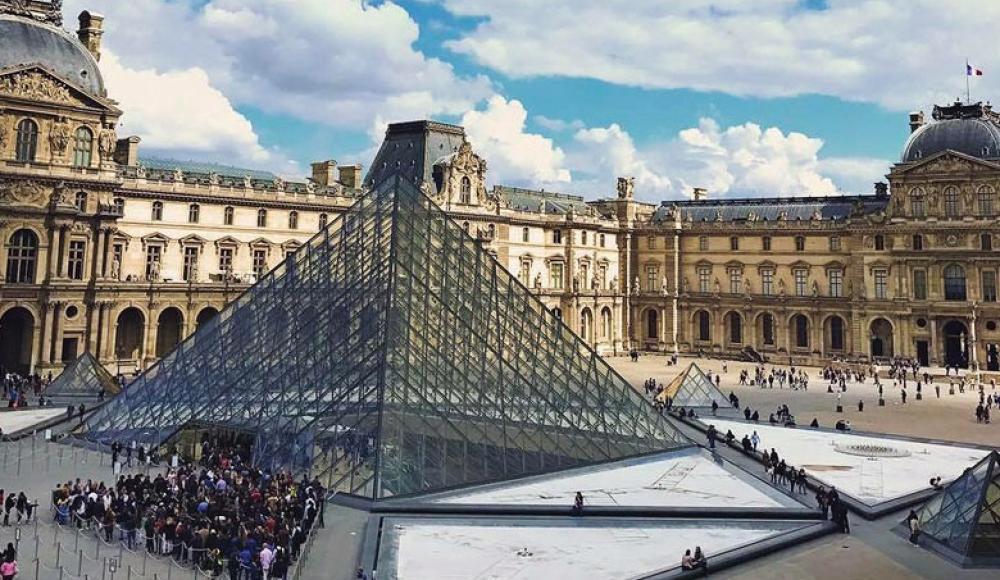 Fréquentation record au musée du Louvre