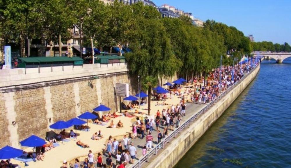 Paris Plages du 20 juillet 2015 Jusqu'au 23 août 2015