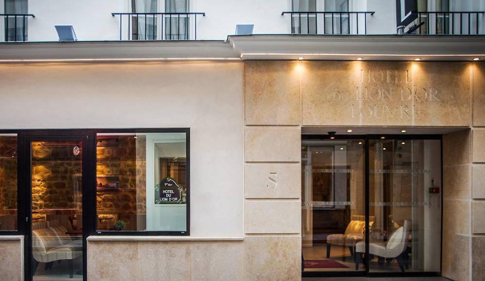 L'art et la culture en binôme aux alentours de l'Hôtel du Lion d'Or Louvre